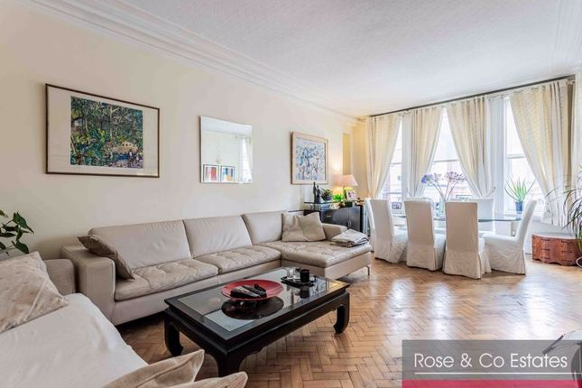 Thumbnail Flat for sale in Stirling Mansions, Canfield Gardens, South Hampstead