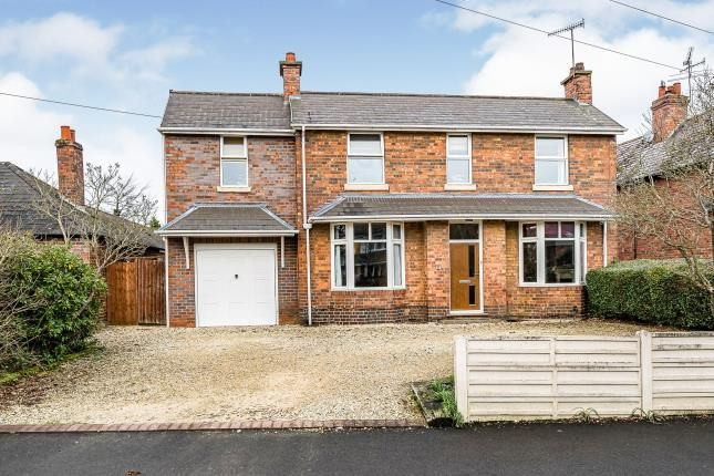 Thumbnail Detached house for sale in Marlpool Lane, Kidderminster, Worcestershire