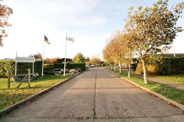 Entrance To Site of Haven Village, Promenade Way, Brightlingsea, Colchester CO7