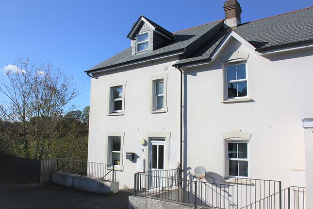 Thumbnail End terrace house to rent in Duchy View, Western Road, Launceston