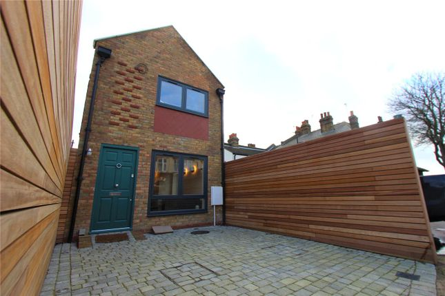 Thumbnail Detached house for sale in Pall Mall, Leigh-On-Sea, Essex
