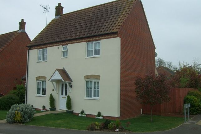 Thumbnail Detached house for sale in Kiln Drive, Wisbech