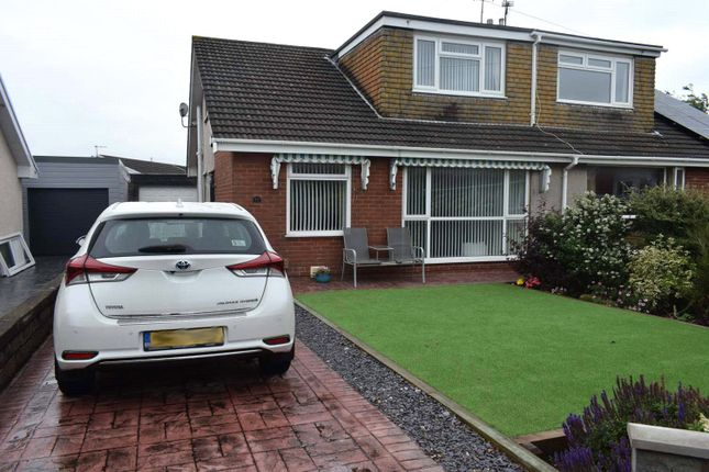 Thumbnail Bungalow for sale in Bredenbury Gardens, Nottage, Porthcawl