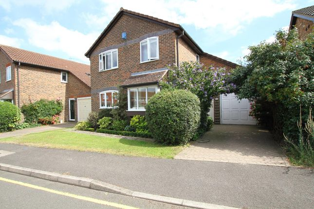Thumbnail Detached house for sale in Rochester Avenue, Canterbury