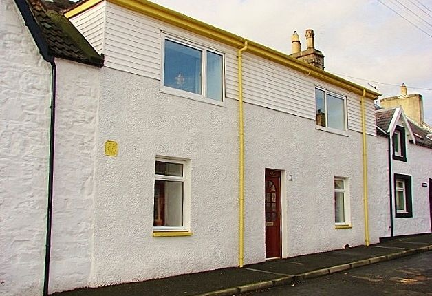 Thumbnail Terraced house for sale in 62 Main Street, Kirkcolm