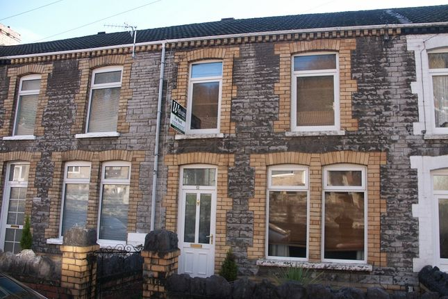 Thumbnail Terraced house to rent in 52 Shelone Road, Briton Ferry, Neath .