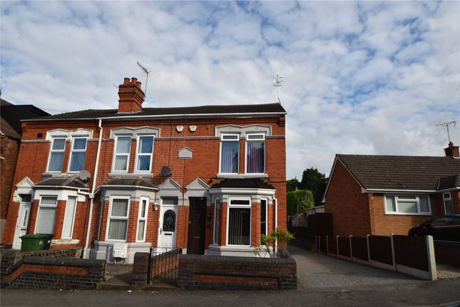 Thumbnail End terrace house for sale in Tunnel Hill, Worcester