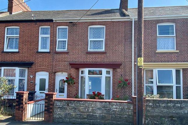 Thumbnail Town house for sale in Carrington Terrace, Barnstaple