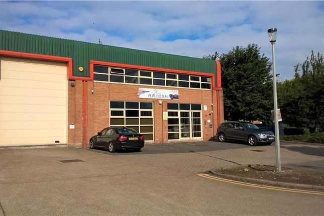 Thumbnail Light industrial for sale in Unit 1, Swan Business Park, Sandpit Road, Dartford, Kent