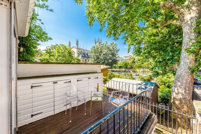 Thumbnail End terrace house for sale in St Lukes Street, Chelsea, London