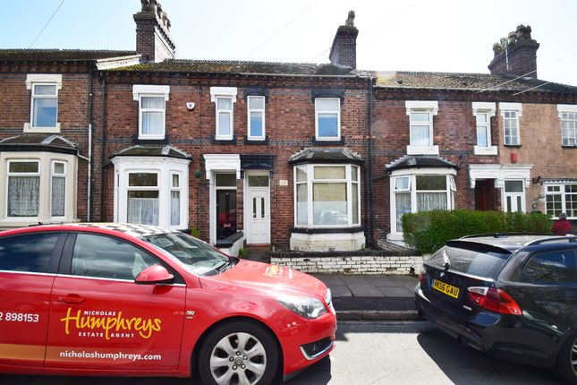 Front of Aynsley Road, Shelton ST4