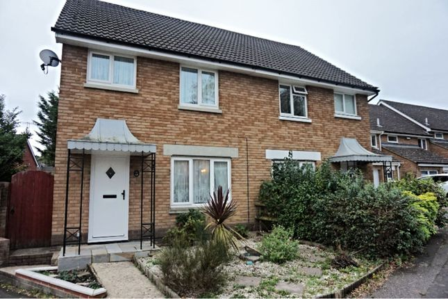 Thumbnail Semi-detached house for sale in Goldfinch Road, Poole