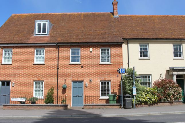 Thumbnail Terraced house to rent in Hankins Court, Jacklyns Lane, Alresford