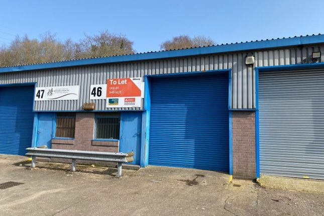Thumbnail Industrial to let in Unit 46 Albion Industrial Estate, Pontypridd