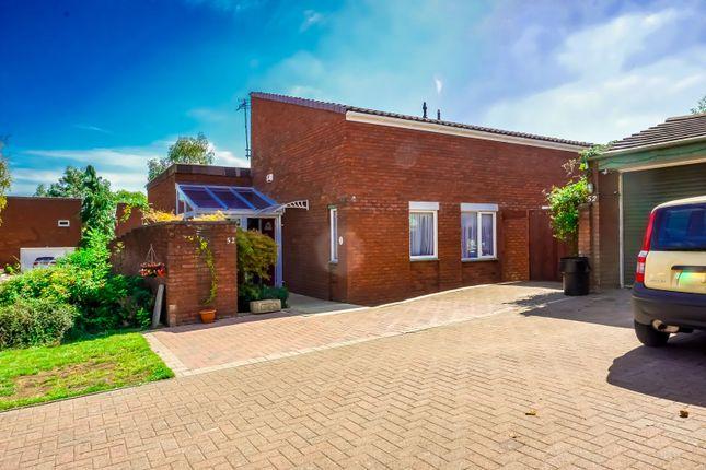 Front View of Passmore, Milton Keynes MK6