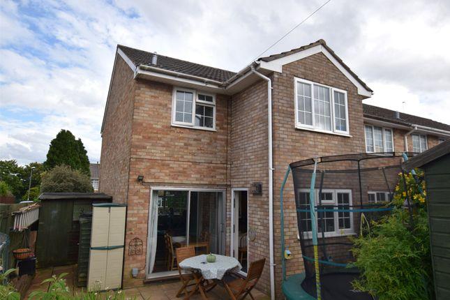Thumbnail End terrace house for sale in Willow Walk, Keynsham, Bristol