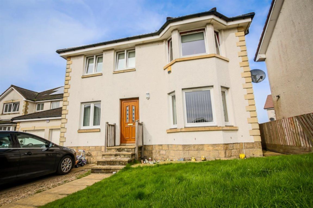 Thumbnail Detached house to rent in Ross Court, Addiewell, 8He