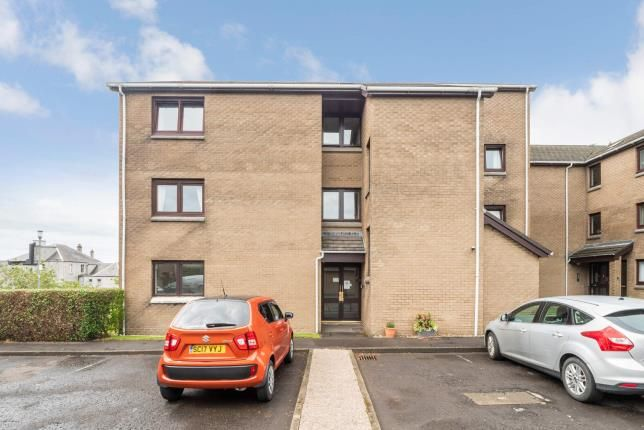 Thumbnail Flat for sale in Kelburn Court, Largs, North Ayrshire