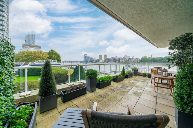 2 bed flat for sale in Chelsea Crescent, Chelsea Harbour, London SW10