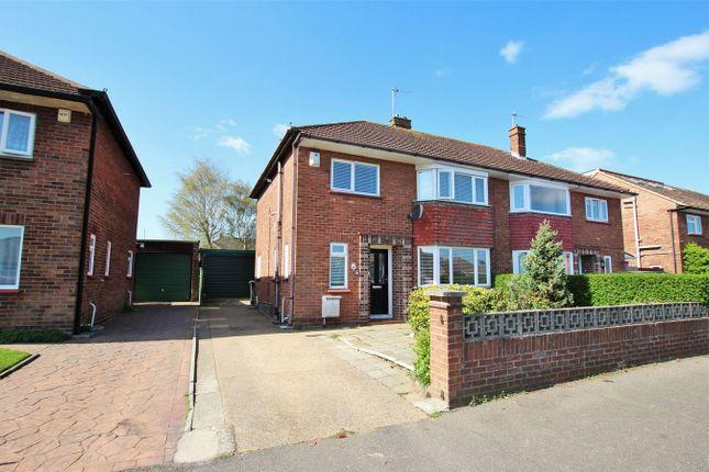 3 bed semi-detached house for sale in Magazine Farm Way, Prettygate, Colchester, Essex