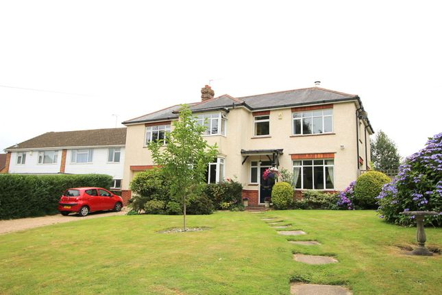 Thumbnail Detached house for sale in Duncan Road, Park Gate, Southampton