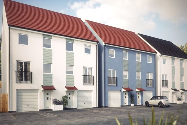 Thumbnail Detached house for sale in Poets Corner Chaucer Way, Plymouth