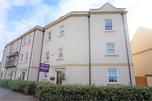 Thumbnail End terrace house for sale in Hazel Way, Gloucester