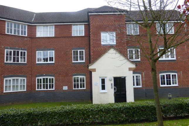 Thumbnail Flat to rent in Node Way Gardens, Welwyn