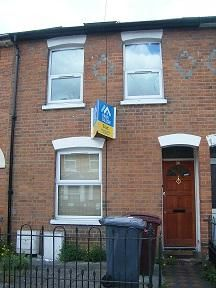 Thumbnail Flat to rent in Debeaviour Road, Reading RG1, Reading,