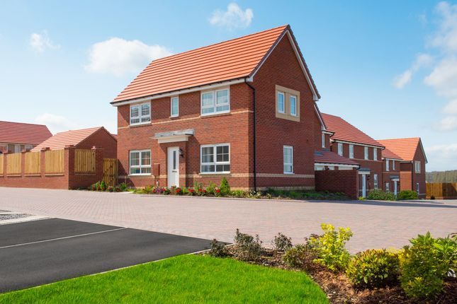 """Thumbnail End terrace house for sale in """"Ennerdale"""" at Tiber Road, North Hykeham, Lincoln"""