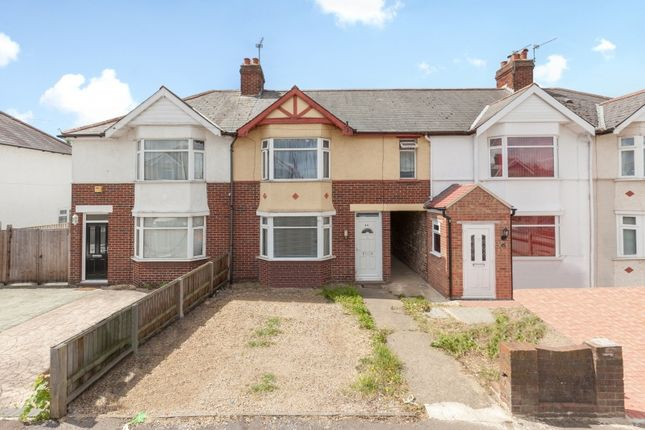 Thumbnail Terraced house for sale in Bailey Road, Cowley, Oxford