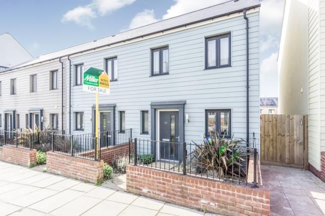 Thumbnail End terrace house for sale in Devonport, Plymouth, Devon