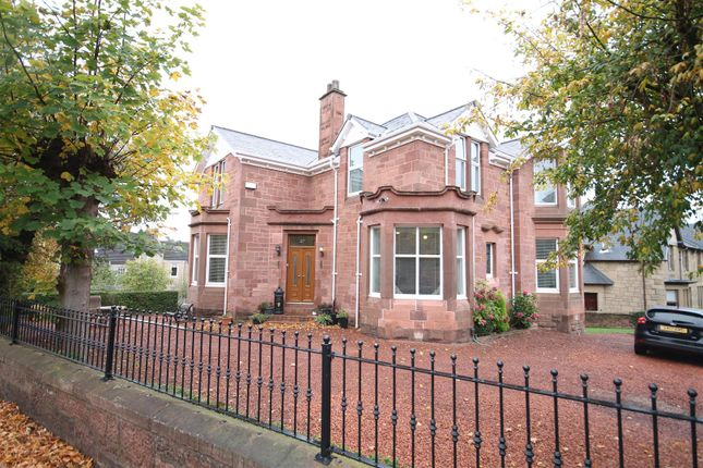 Thumbnail Detached house for sale in Lefroy Street, Coatbridge