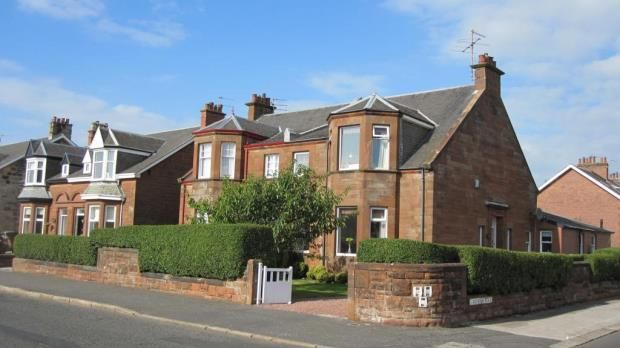 Thumbnail Semi-detached house to rent in Bentinck Drive, Troon, South Ayrshire