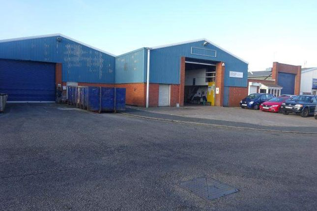 Thumbnail Warehouse for sale in Brierley Hill, West Midlands