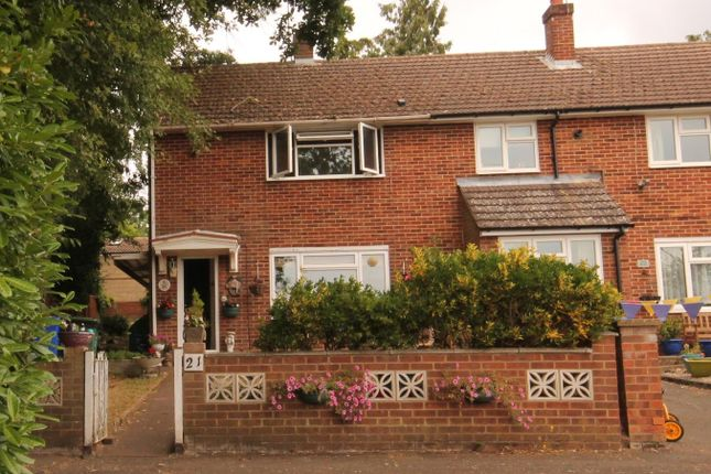 Thumbnail Semi-detached house for sale in Field Road, Farnborough