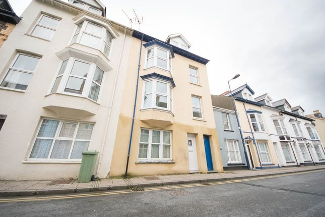 Thumbnail Terraced house for sale in Gerddi Gwalia, Portland Road, Aberystwyth
