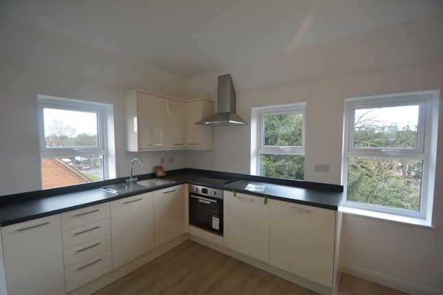 Thumbnail Flat to rent in Park House, 117 Park Road