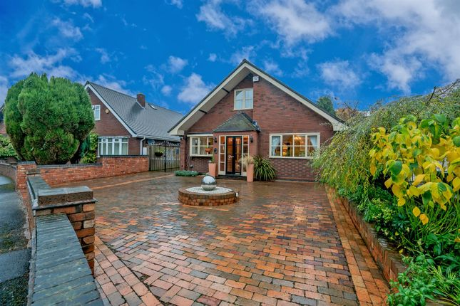 Thumbnail Detached bungalow for sale in Wood Lane Close, Willenhall