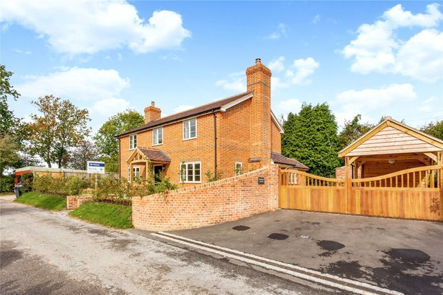 Thumbnail Detached house for sale in Easton Royal, Pewsey, Wiltshire