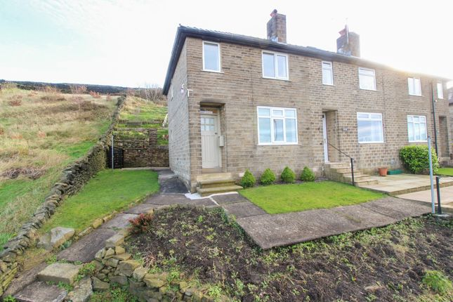 2 bed barn conversion to rent in Cliff Road, Holmfirth HD9