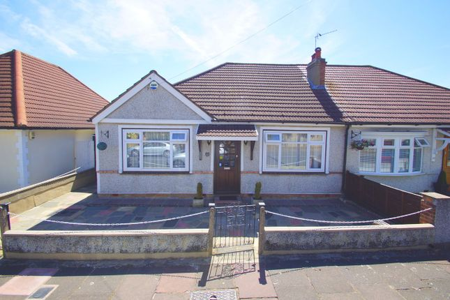 Thumbnail Semi-detached bungalow for sale in Corbylands Road, Sidcup