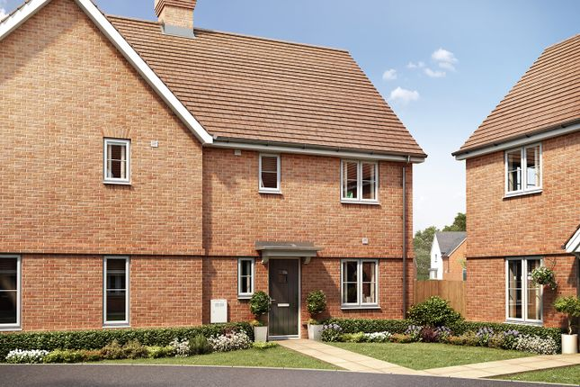 Thumbnail Semi-detached house for sale in Millpond Lane, Faygate, Horsham