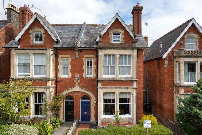 Semi-detached house for sale in Cornwall Road, Dorchester, Dorset