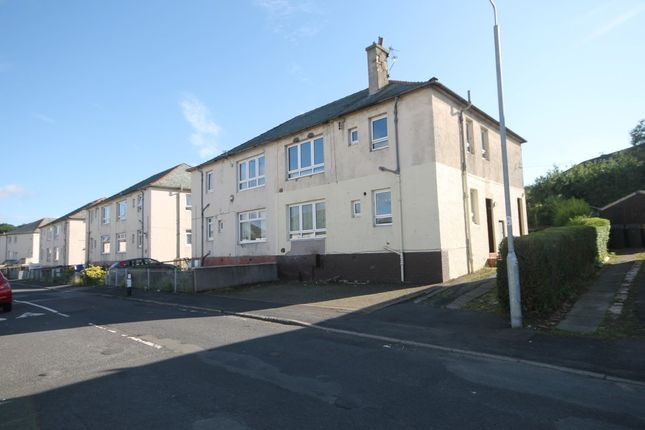 Thumbnail Flat to rent in Wylie Crescent, Cumnock