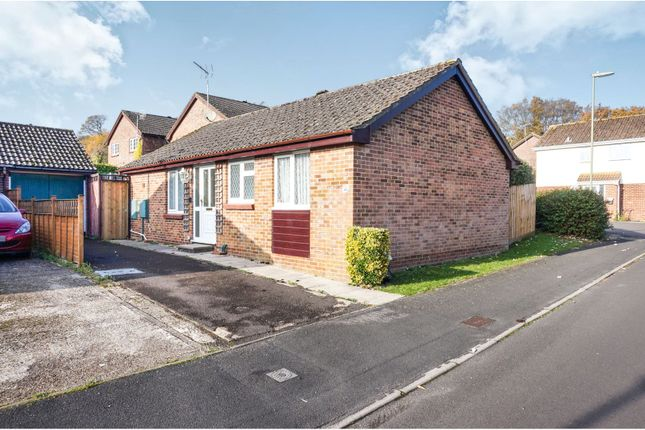 Thumbnail Detached bungalow for sale in Allenwater Drive, Fordingbridge