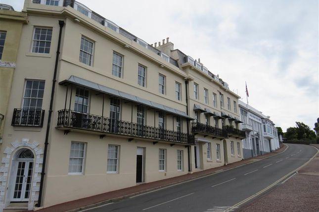 Thumbnail Flat to rent in Beacon Terrace, Torquay