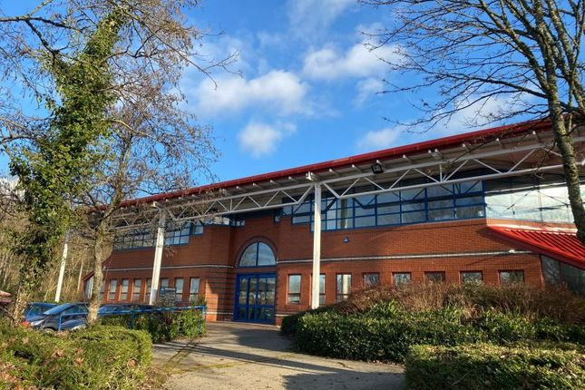 Office to let in Suite 7A Triangle Business Centre, Pentrebach, Merthyr Tydfil