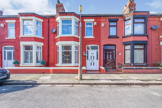 Thumbnail Terraced house for sale in Stormont Road, Liverpool, Merseyside