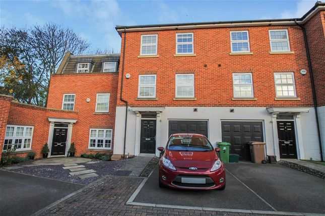 Thumbnail Terraced house for sale in Madison Close, Sutton, Surrey